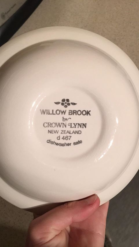 Qualcraft 20 pce dinner ware Bowl10
