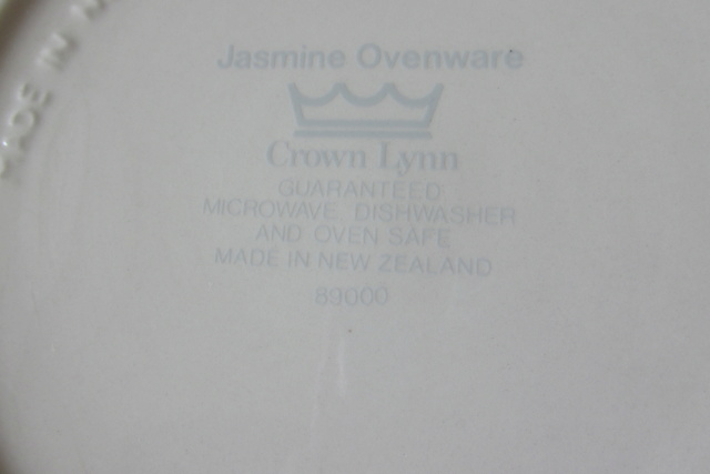 Jasmine Ovenware by Crown Lynn Img_9910