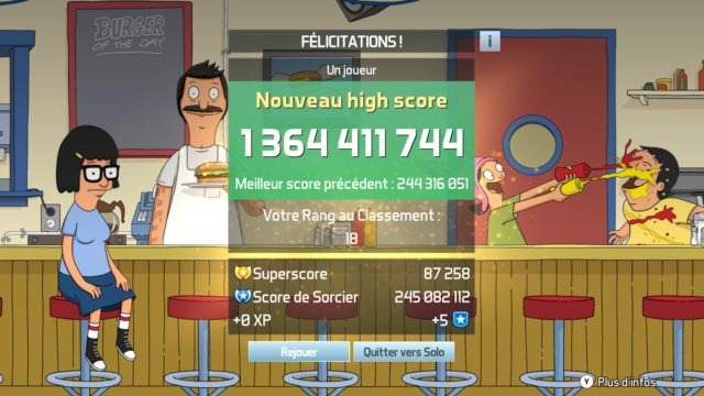 LUP's Club TdM 04.19 : Poissons d'avril • Fish Tales, Bob's Burgers, Family Guy 44212047