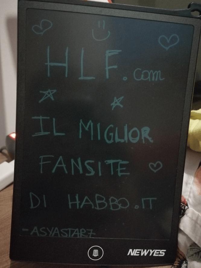 HLF - Il miglior fansite di Habbo.it Scherm10