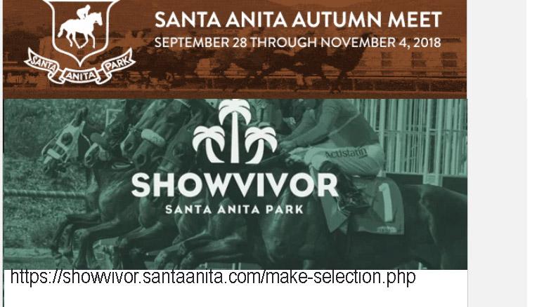 Show Vivor Santa Anita TORNEO CORTO, se inicia el 28 de setiembre 2018  Show_v10