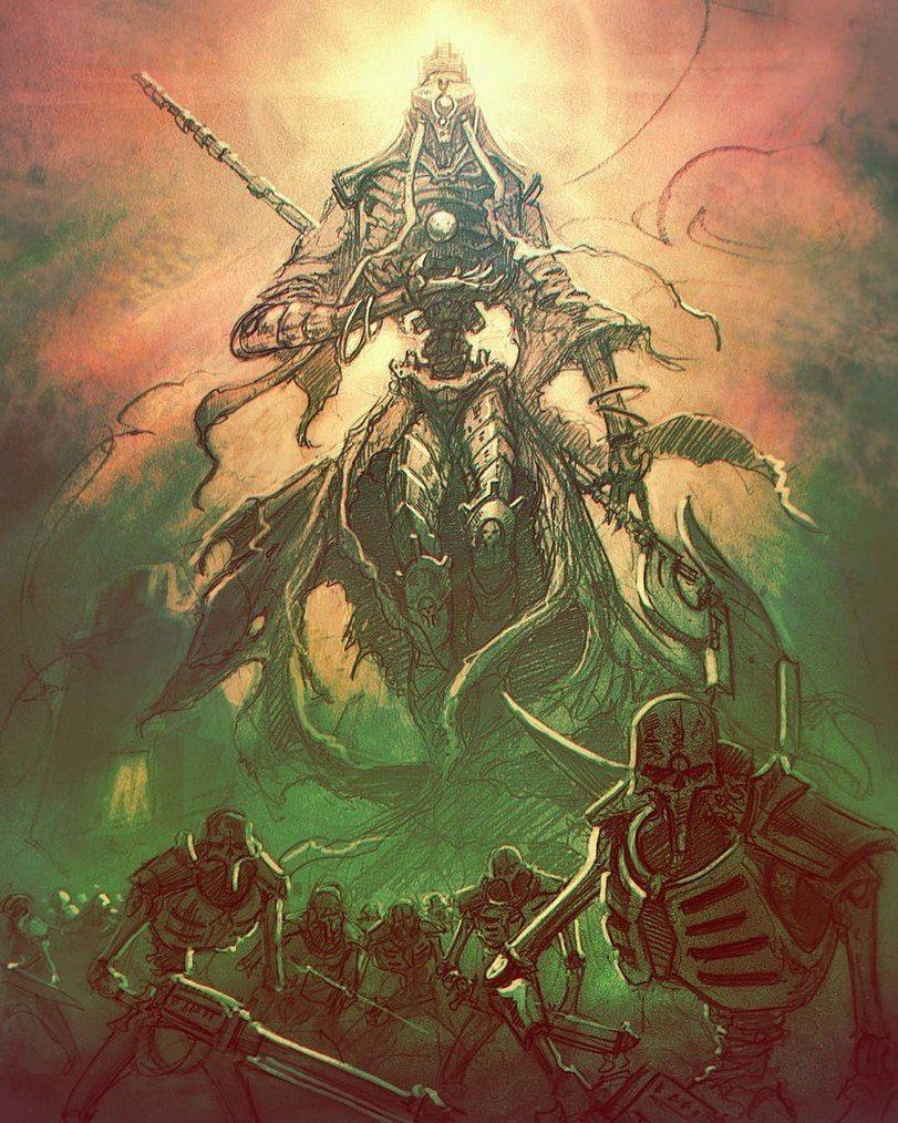 [Portrait de Noël 2019] Mephet'ran [Warhammer 40K] Deceiv10
