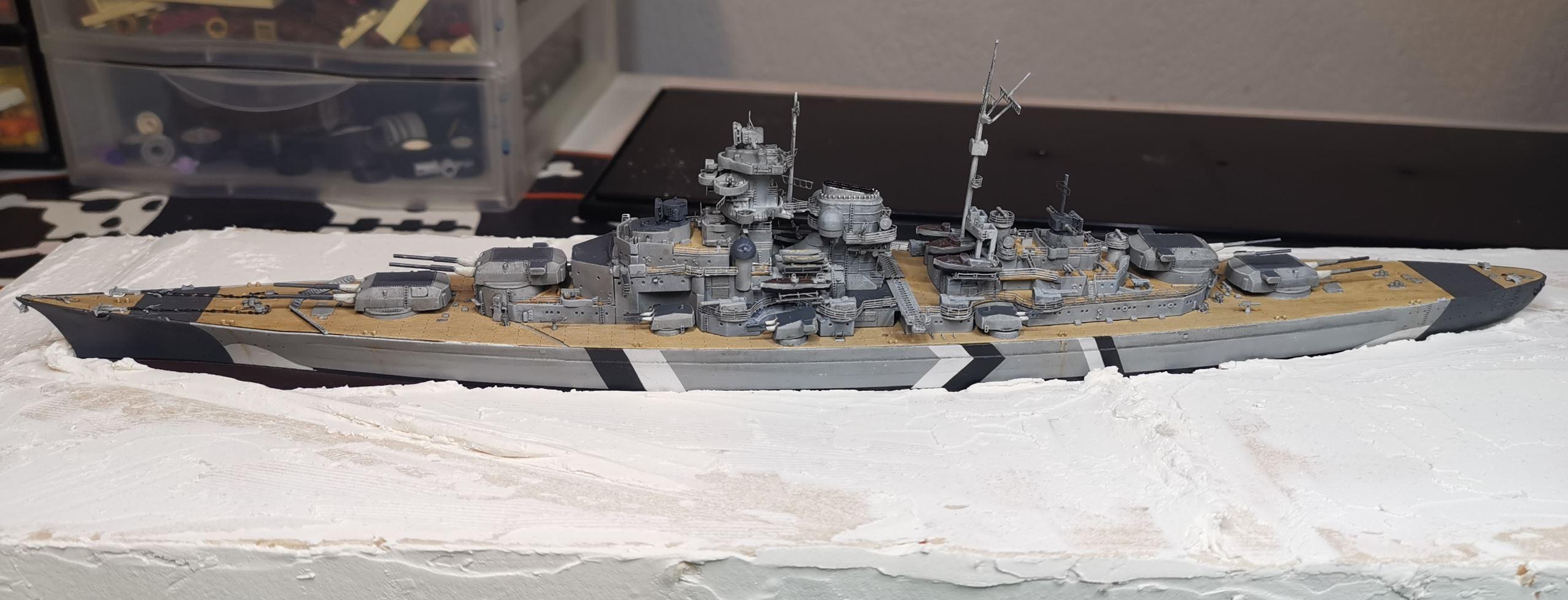 Bismarck MENG au 1/700e kit de PE Eduard - Page 6 010210