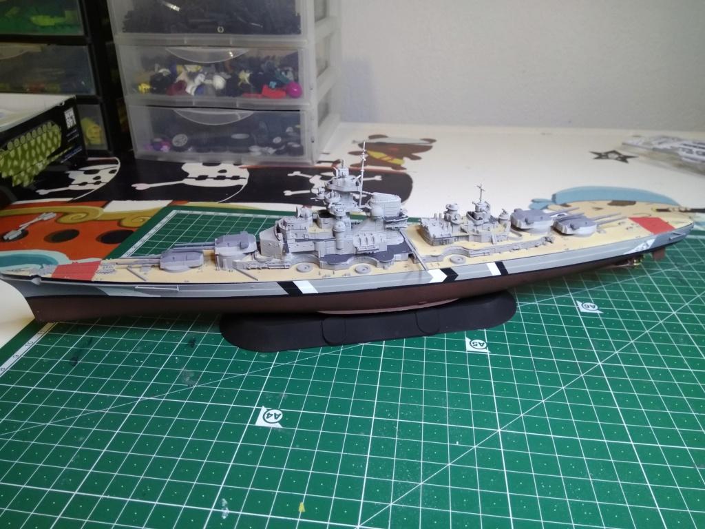 Bismarck MENG au 1/700e kit de PE Eduard - Page 3 02d31x10