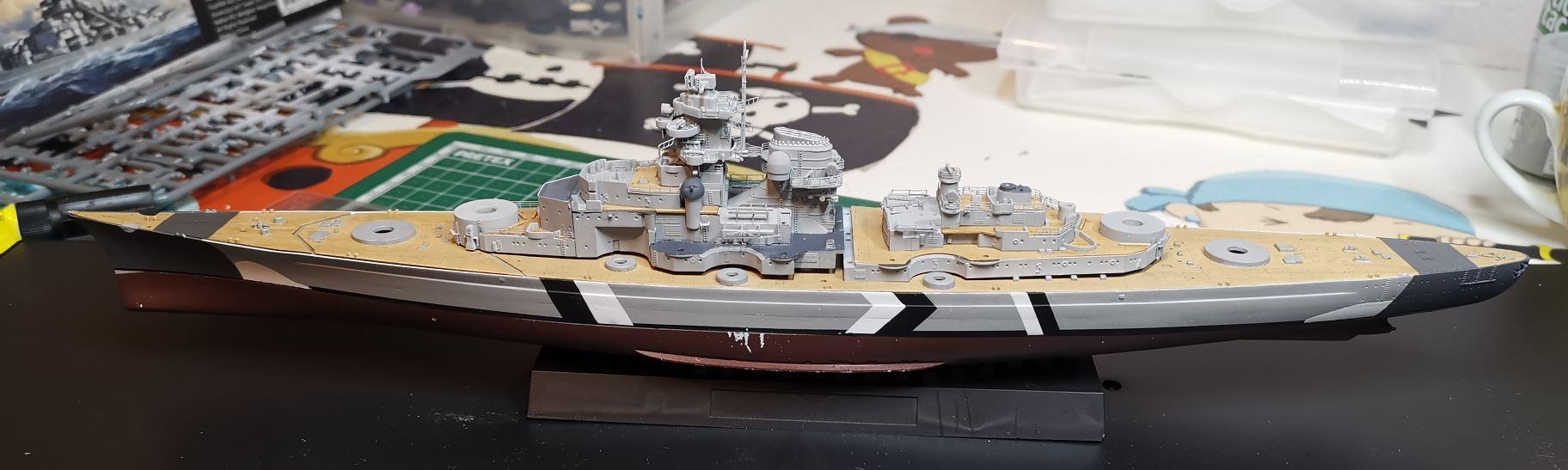 Bismarck MENG au 1/700e kit de PE Eduard - Page 6 250110