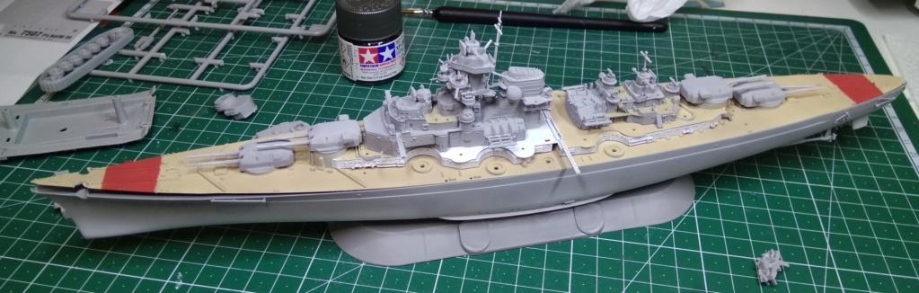 Bismarck MENG au 1/700e kit de PE Eduard - Page 3 Bis11