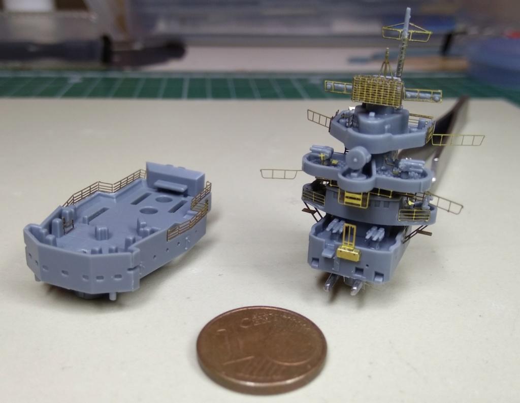 Bismarck MENG au 1/700e kit de PE Eduard - Page 3 Bis110