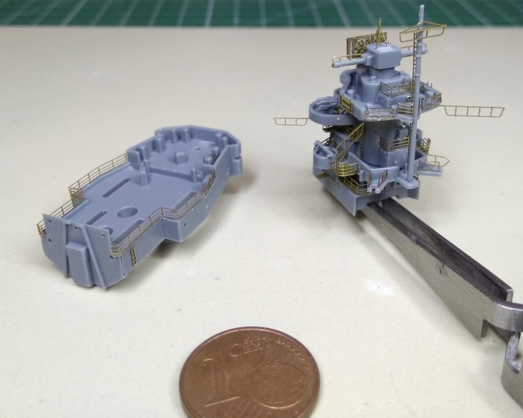 Bismarck MENG au 1/700e kit de PE Eduard - Page 3 Bis210