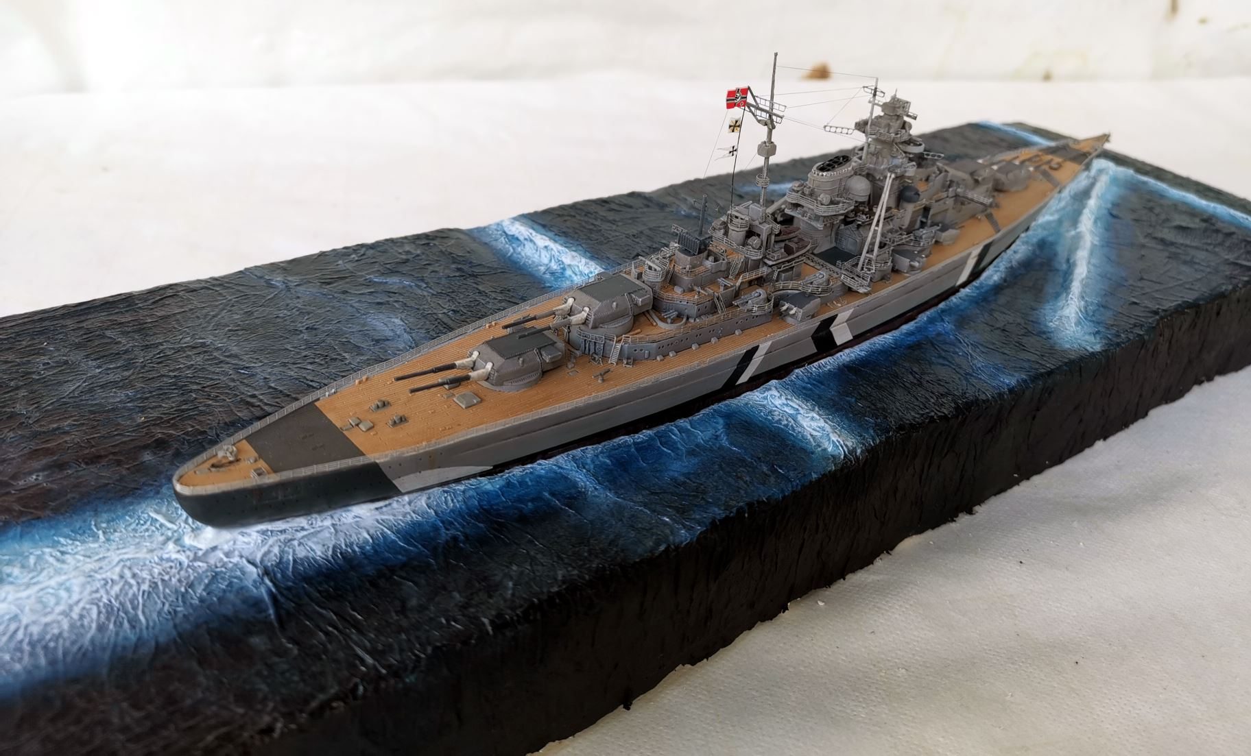 Bismarck MENG 1/700 Bism310