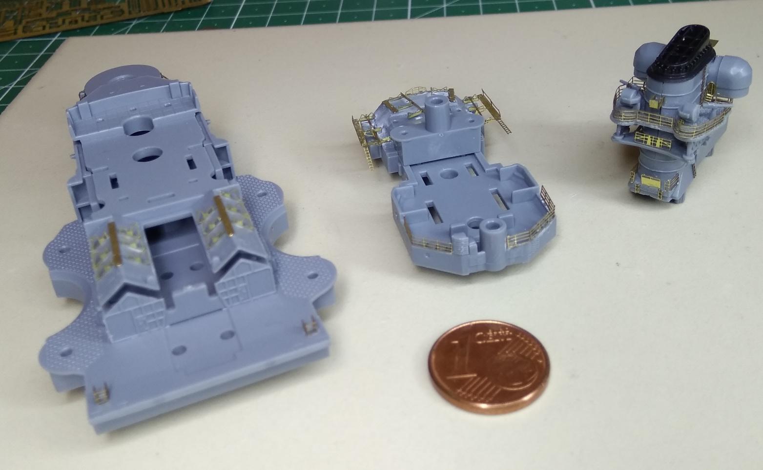 Bismarck MENG au 1/700e kit de PE Eduard - Page 2 Bismar23
