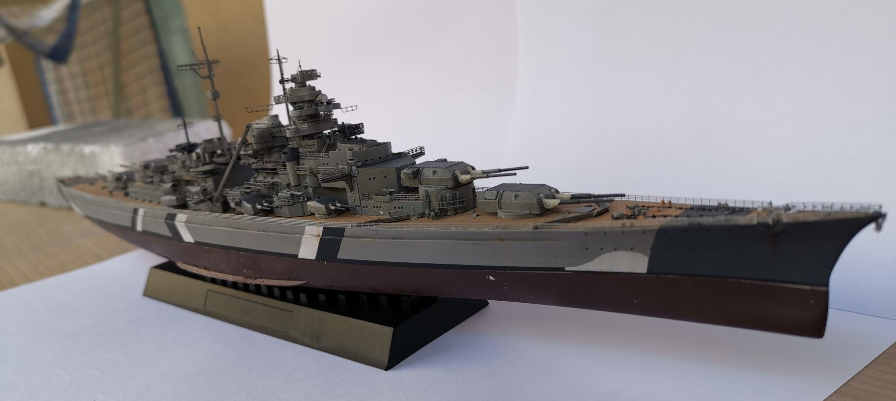 Bismarck MENG au 1/700e kit de PE Eduard - Page 6 Bismar41