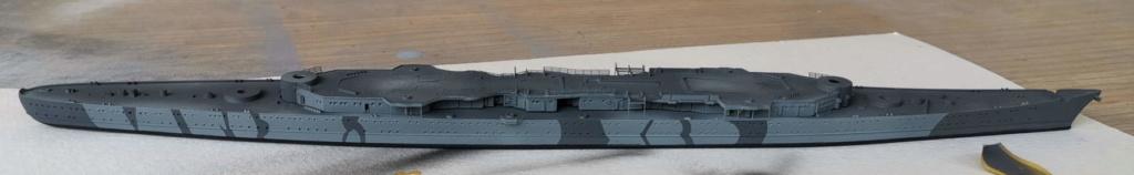 [TERMINE] Croiseur Prinz Eugen Trumpeter 1/700e, PE Flyhawk, pont en bois - Page 6 Coque111