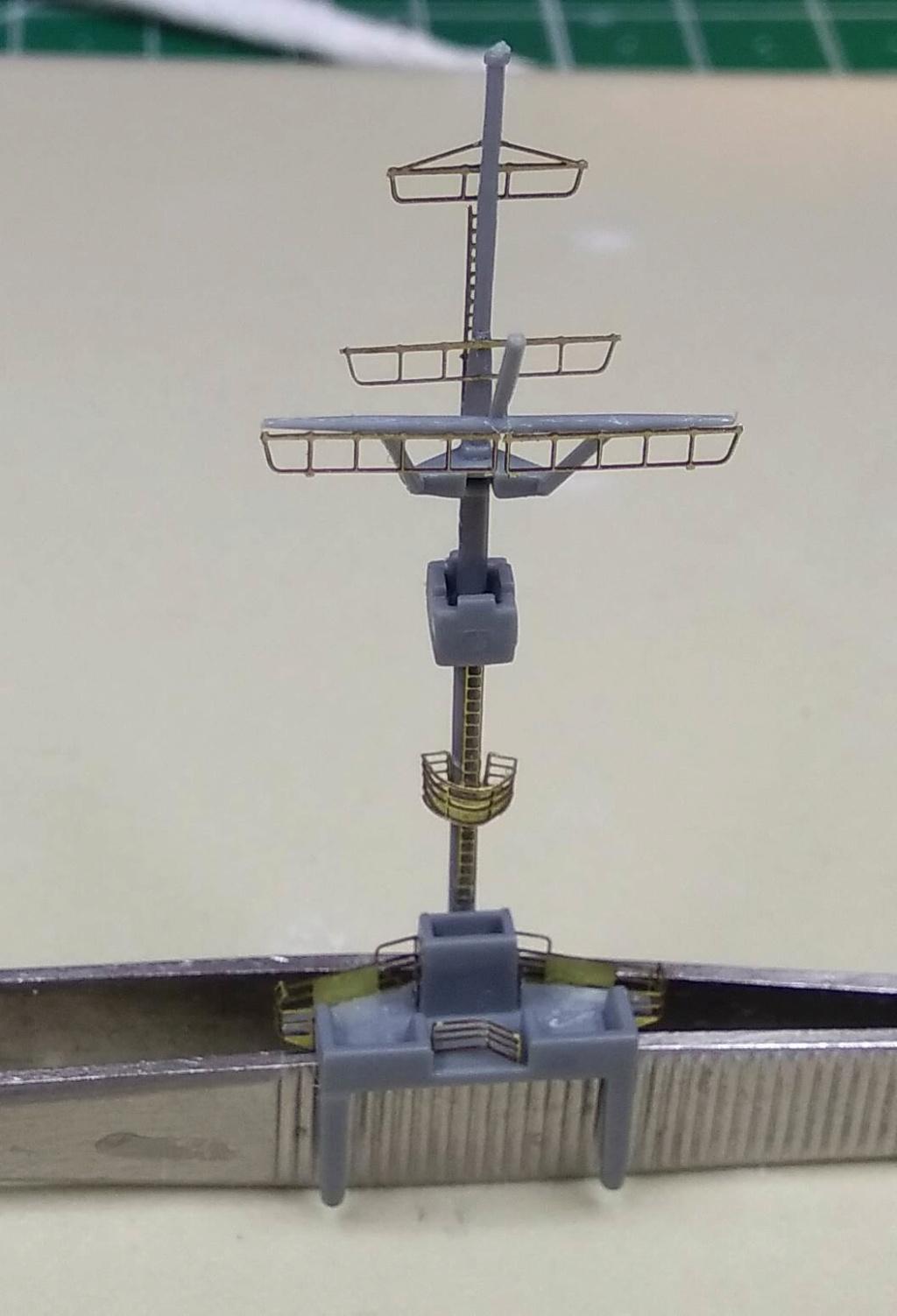 Bismarck MENG au 1/700e kit de PE Eduard - Page 3 Mat10