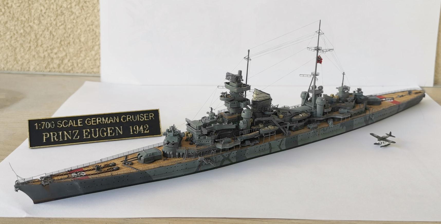 Prinz Eugen 1/700e Trumpeter + kit Flyhawk et pont en bois Prinz012