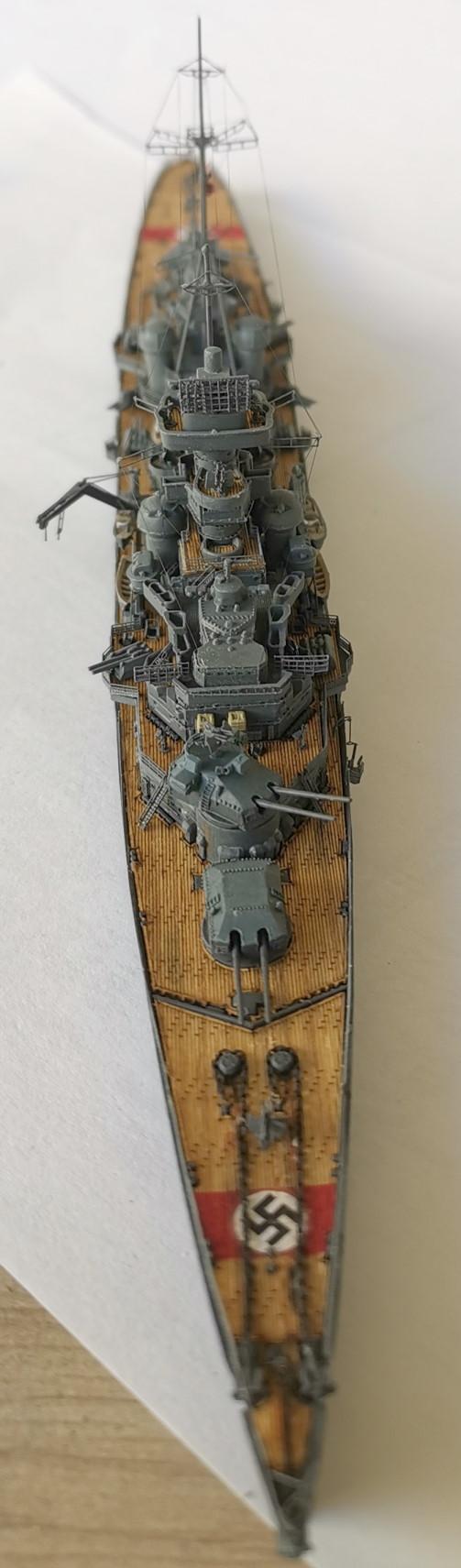 Prinz Eugen 1/700e Trumpeter + kit Flyhawk et pont en bois Prinz016