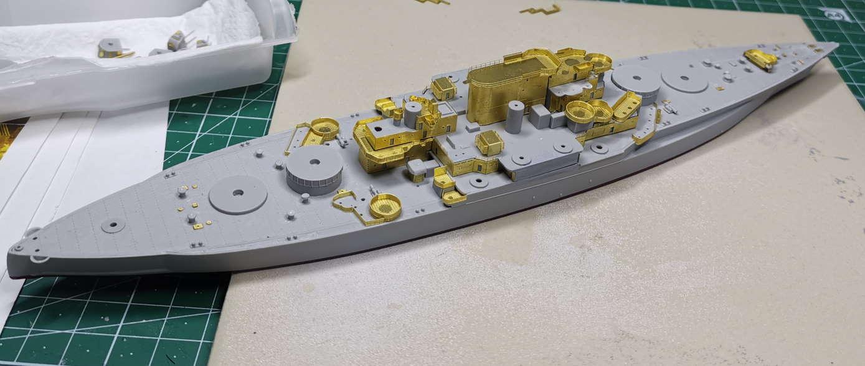 USS West Virginia (Trumpeter+superdetail Five Star 1/700°) de IsKor - Page 2 Weevee11