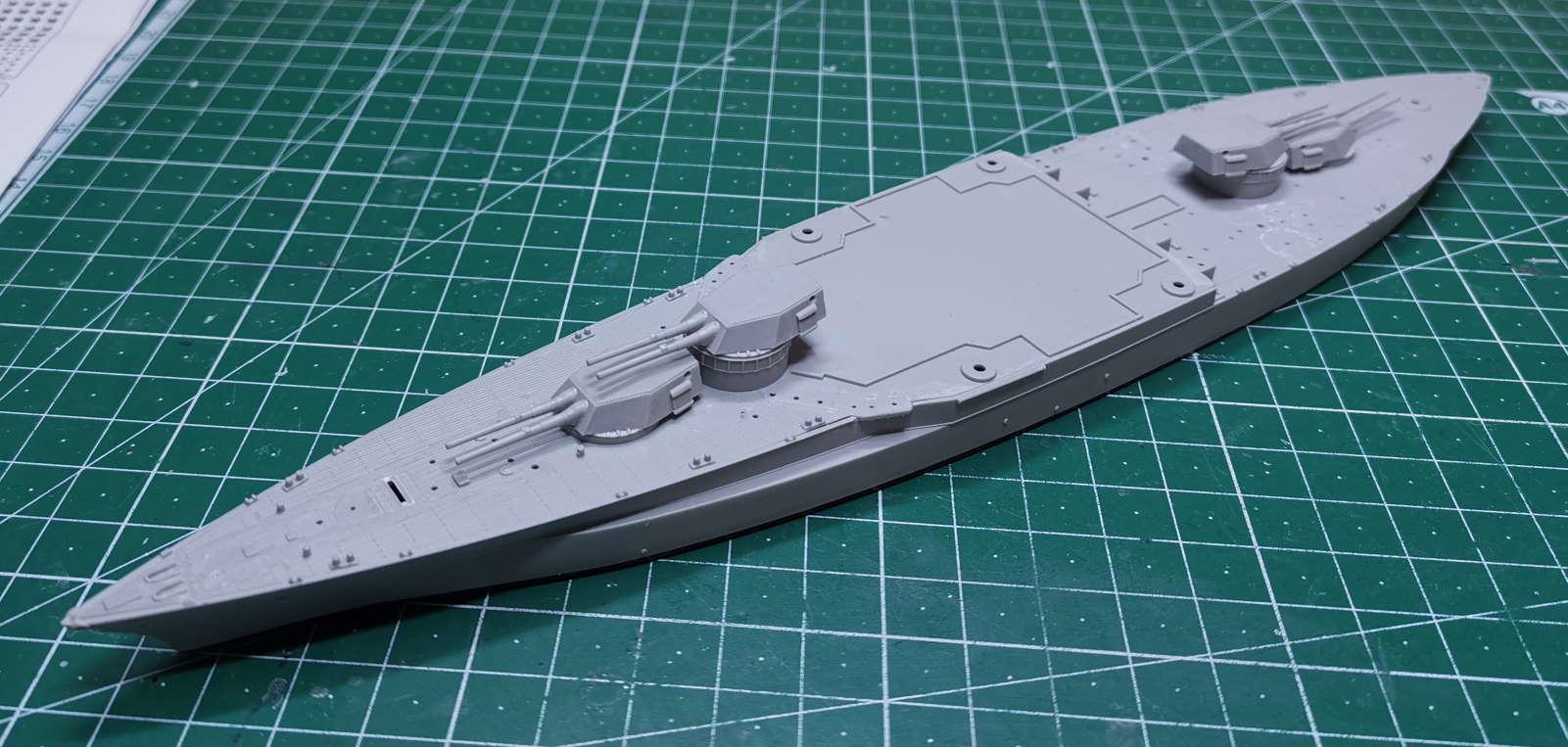 USS West Virginia (Trumpeter + set superdetail Five Star 1/700°) par IsKor Westvi10