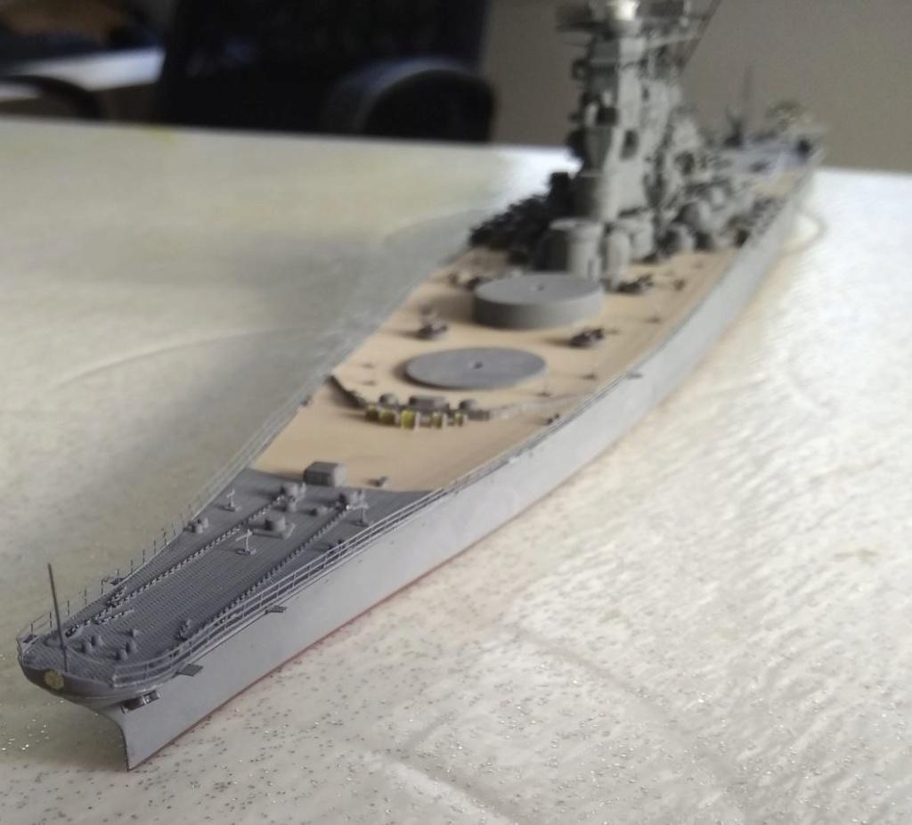 IJN Yamato Tamiya 1/700e + PE Eduard - Page 4 Yam211