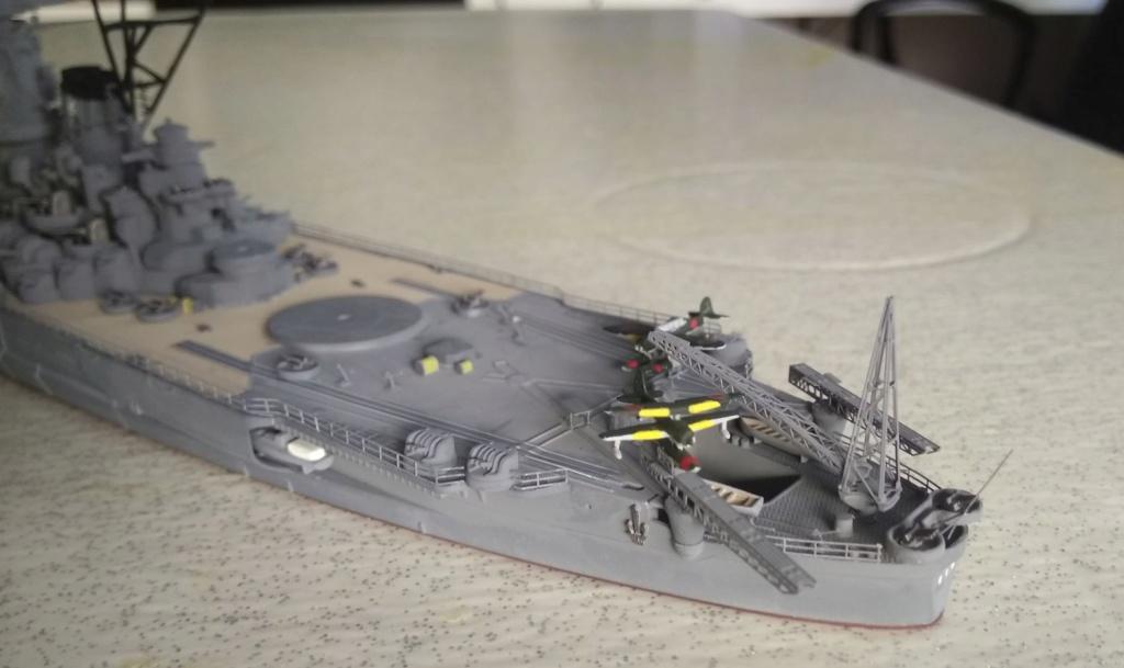IJN Yamato Tamiya 1/700e + PE Eduard - Page 4 Yam311