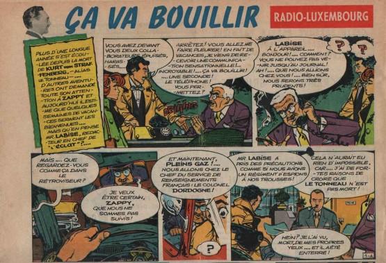 RADIO LUXEMBOURG et la B.D. 024-1510