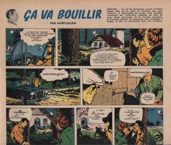 RADIO LUXEMBOURG et la B.D. 025-1510
