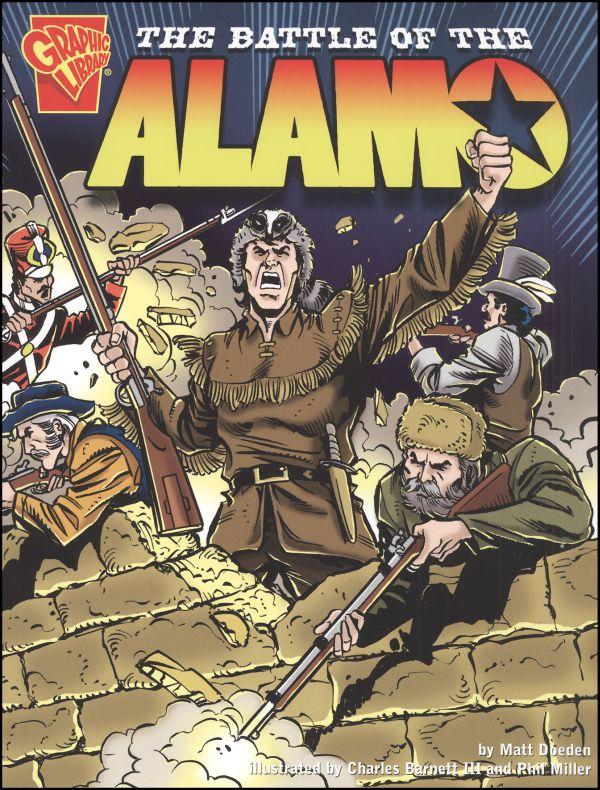 6 Mars 1836 ALAMO (Remember!) 03174411
