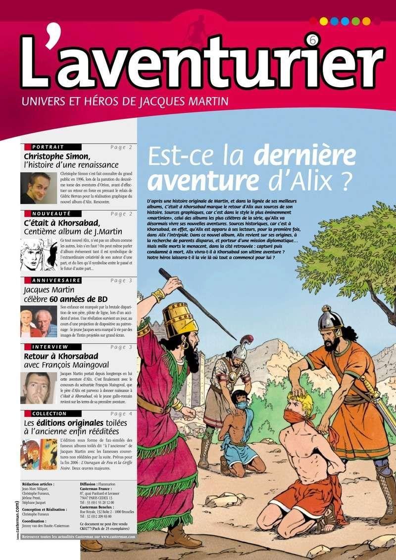 L'aventurier revient! - Page 3 061010