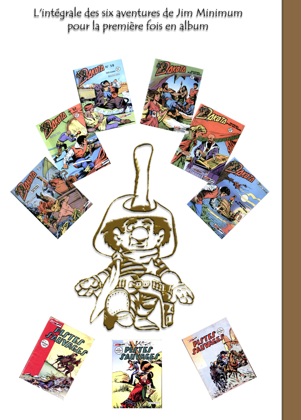 Jean Cézard : M. TOUDOU (et son singe Toulour ) et bien d'autres personnages 0711