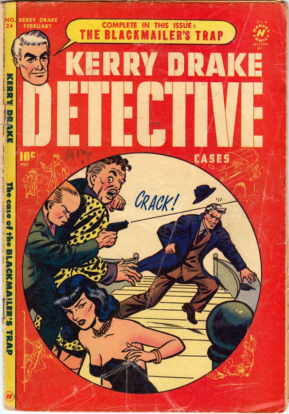 Kerry Drake, l'autre série policière d'Alfred Andriola - Page 4 0_110