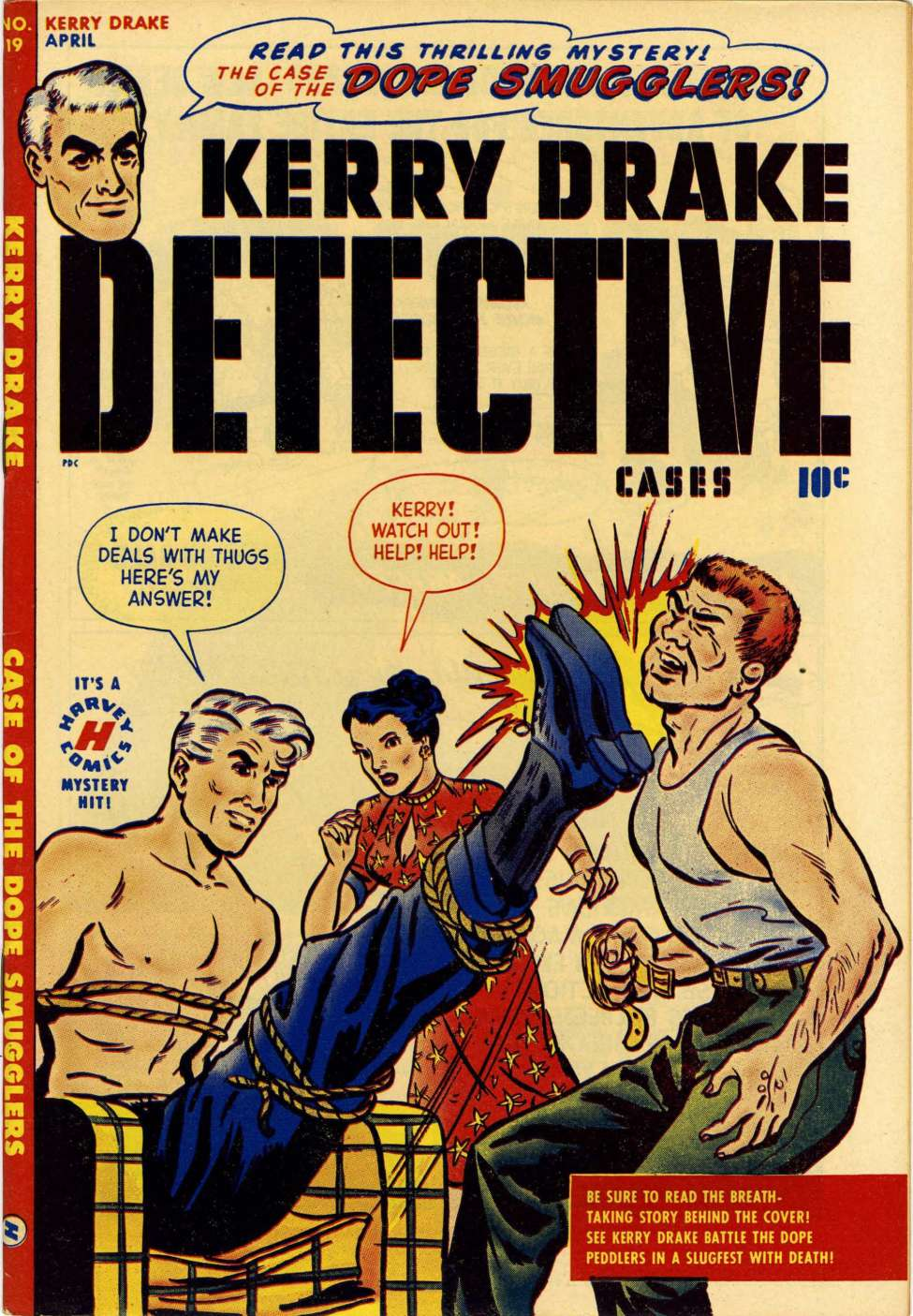 Kerry Drake, l'autre série policière d'Alfred Andriola - Page 4 0_210