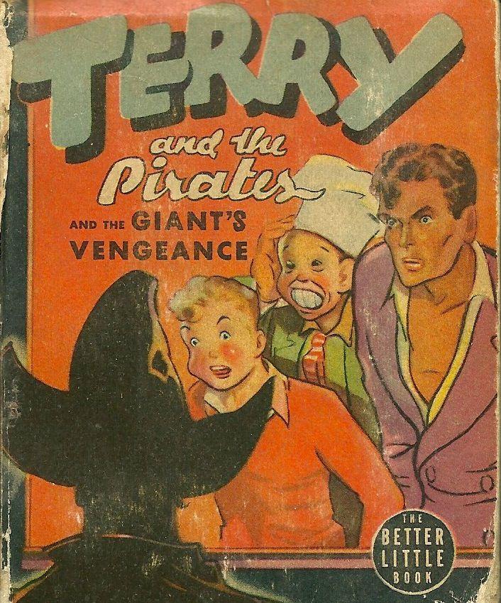 Terry et les pirates de Milton CANIFF - Page 7 0b4bf510