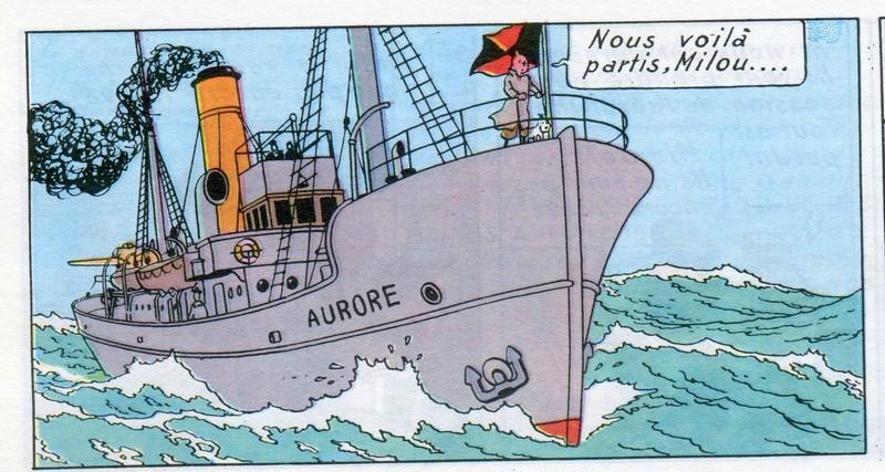 Trouvailles autour de Tintin (deuxième partie) 10757610