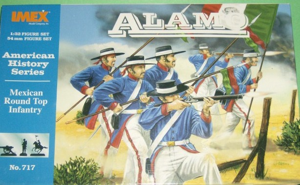 6 Mars 1836 ALAMO (Remember!) 12505_10
