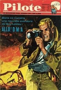 RADIO LUXEMBOURG et la B.D. 13911