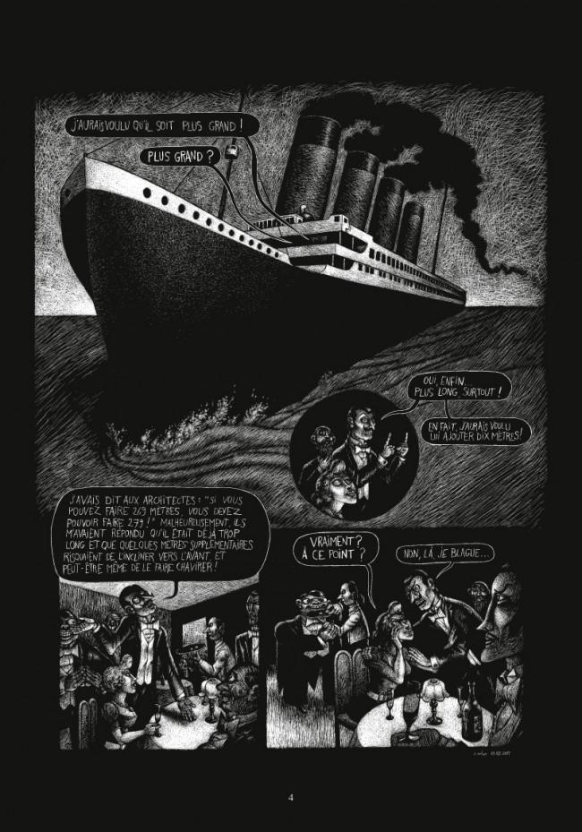 14/15 AVRIL 1912 : Naufrage du R.M.S.TITANIC  15917011