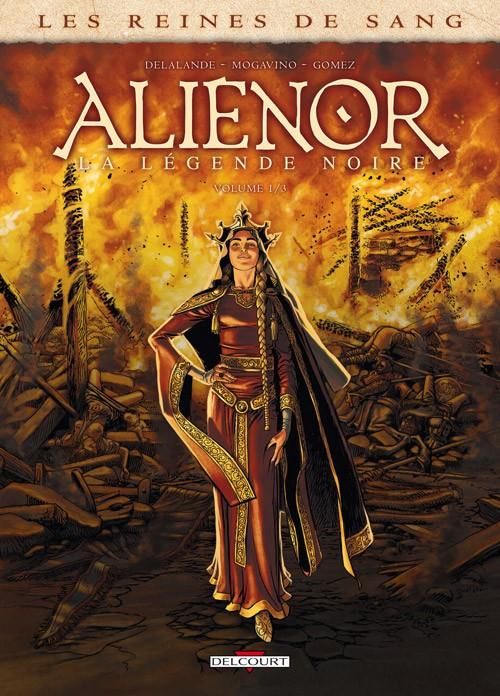 Alienor, la reine de sang 15918610