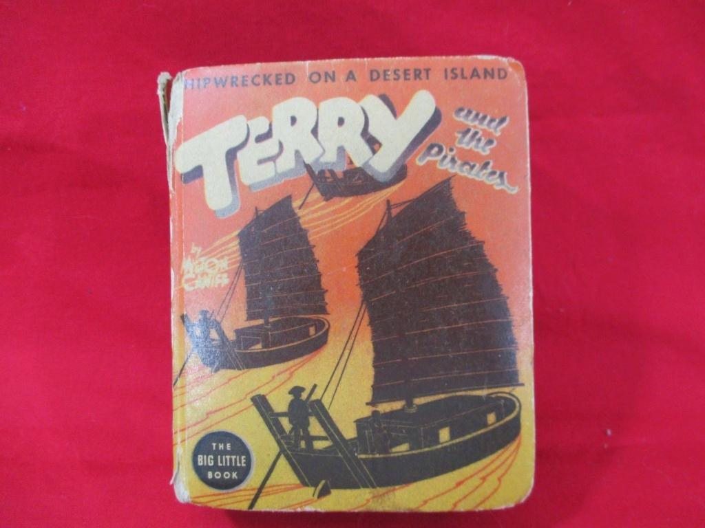 Terry et les pirates de Milton CANIFF - Page 7 1938-v10