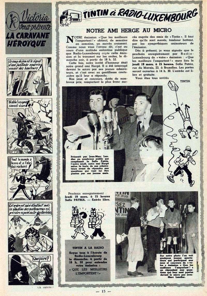 RADIO LUXEMBOURG et la B.D. 1953_110