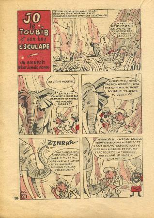 Journal de Spirou : les numéros spéciaux - Page 4 1957_s13