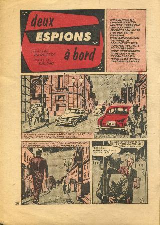 Journal de Spirou : les numéros spéciaux - Page 4 1957_s14