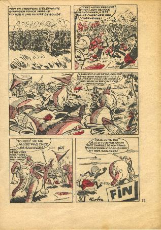 Journal de Spirou : les numéros spéciaux - Page 4 1957_s16