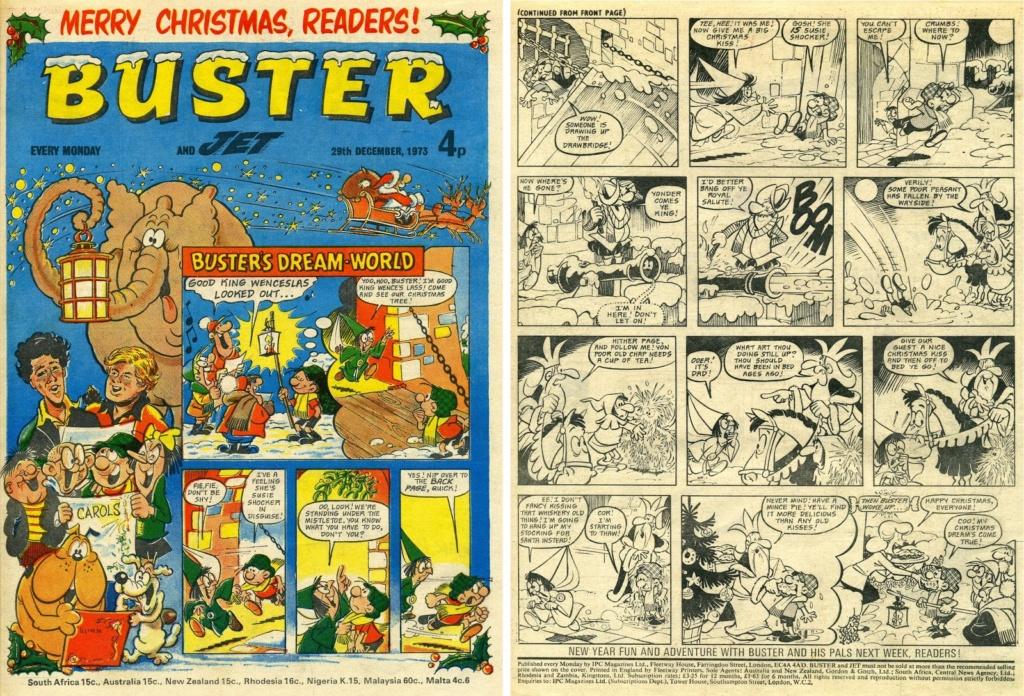 Bandes dessinées britanniques - Page 5 1973bb10