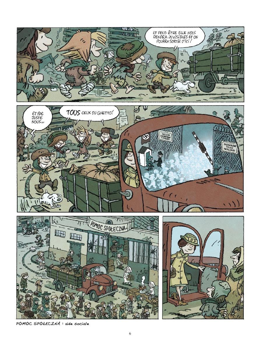 Bandes dessinées pour enfants 2101_p13