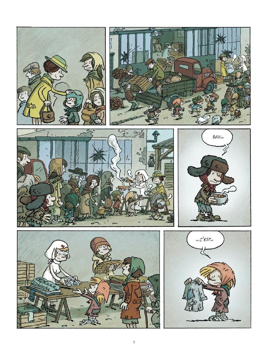 Bandes dessinées pour enfants 2101_p14