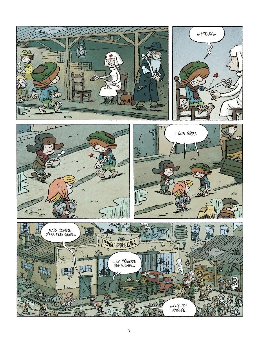 Bandes dessinées pour enfants 2101_p15