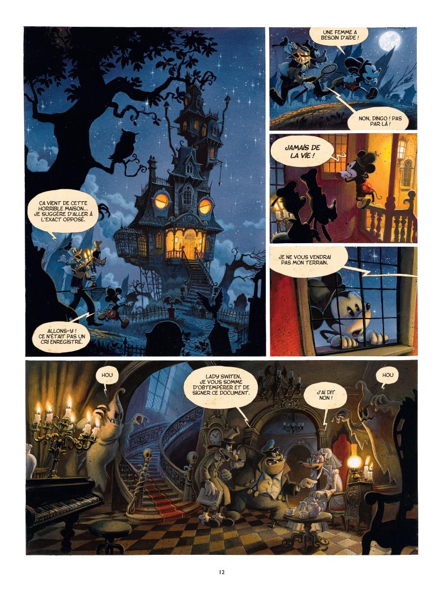 Mickey par Iwerks, Gottfredson et les autres - Page 11 2615_p10