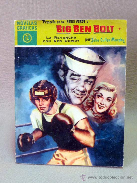 """""""Quatre boules de cuir"""" (Big Ben Bolt) - Page 3 26562310"""