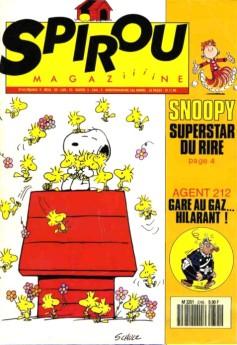"La saga ""Peanuts"" - Page 6 274510"