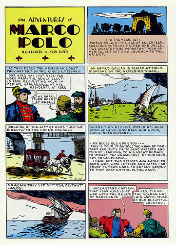 MARCO POLO (1254-1324 ) 27791310