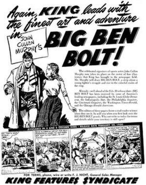 """""""Quatre boules de cuir"""" (Big Ben Bolt) - Page 3 300px-10"""